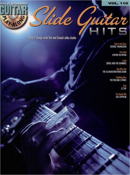Hal Leonard Guitar Play Along Slide Guitar