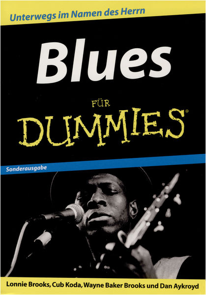 Wiley-Vch Blues für Dummies Sonderausg.