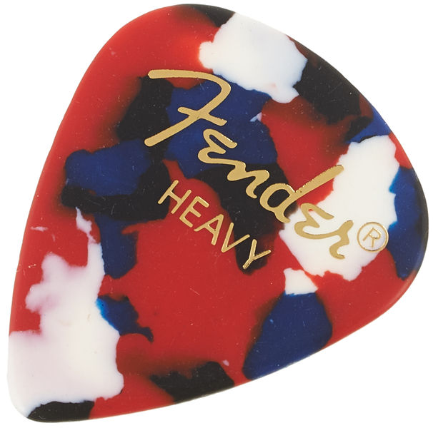 Fender Confetti 351 Pick Heavy