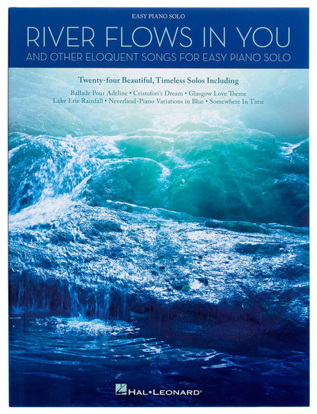 Hal Leonard River Flows In You Easy