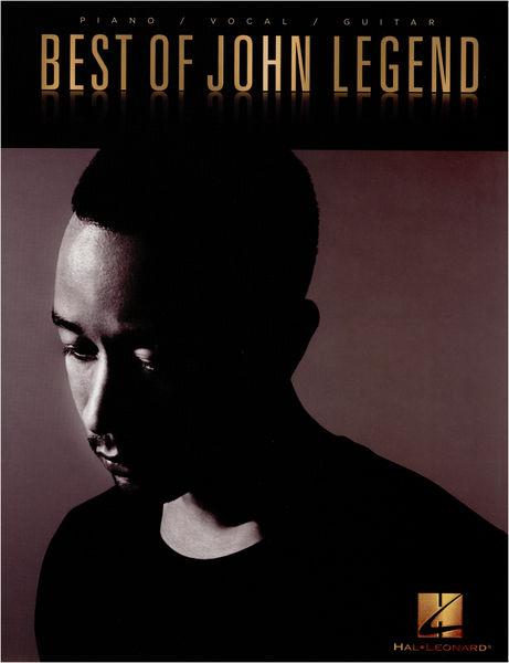 Hal Leonard Best Of John Legend (PVG)