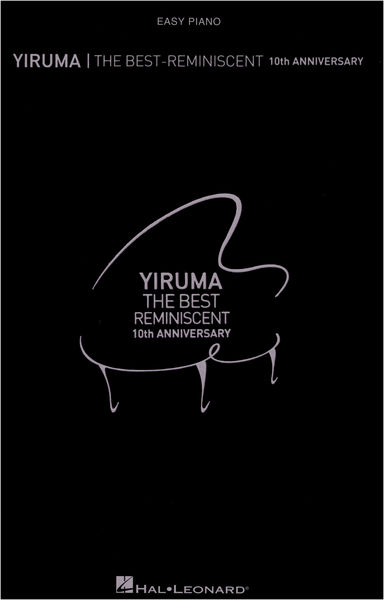 Hal Leonard Yiruma:The Best - Rem. Easy
