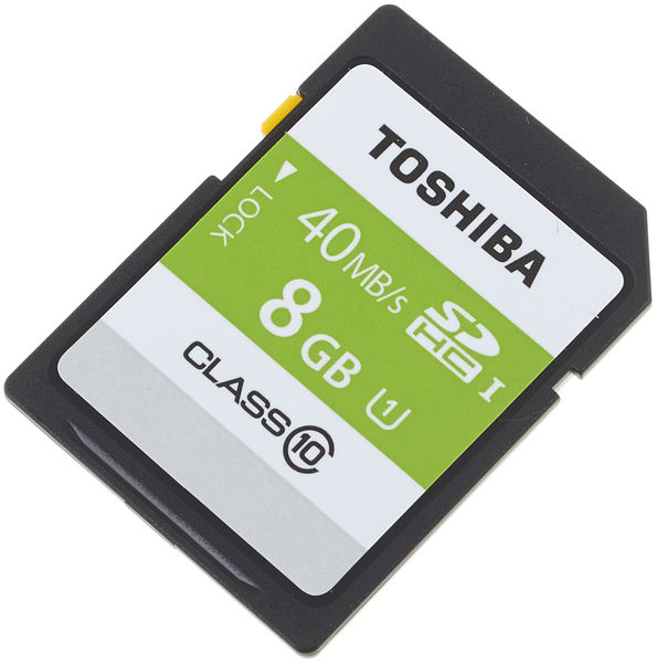 Thomann SD Card 8 Gb Class 10