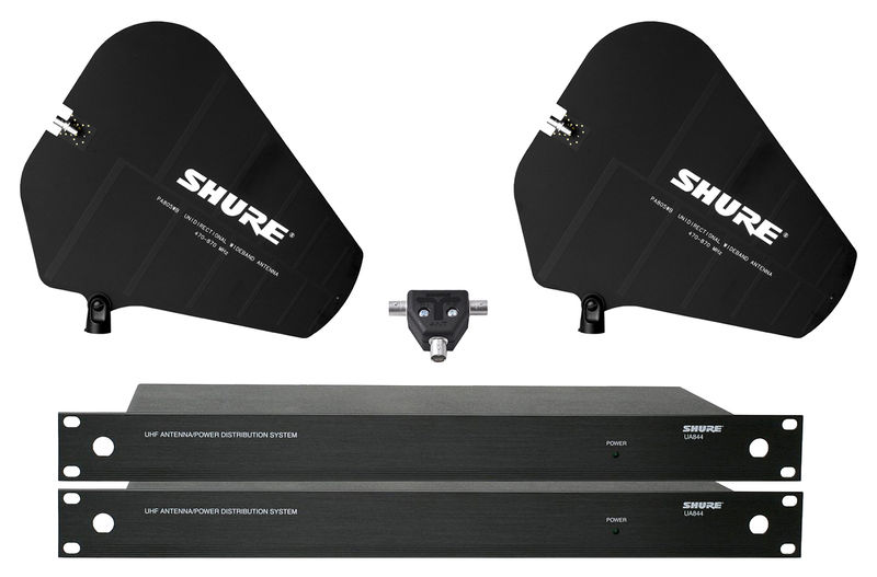 Shure AB8PD Antenna Bundle