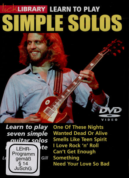 Music Sales Learn to Play Simple Solos