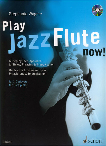 Play Jazz Flute Now! Schott