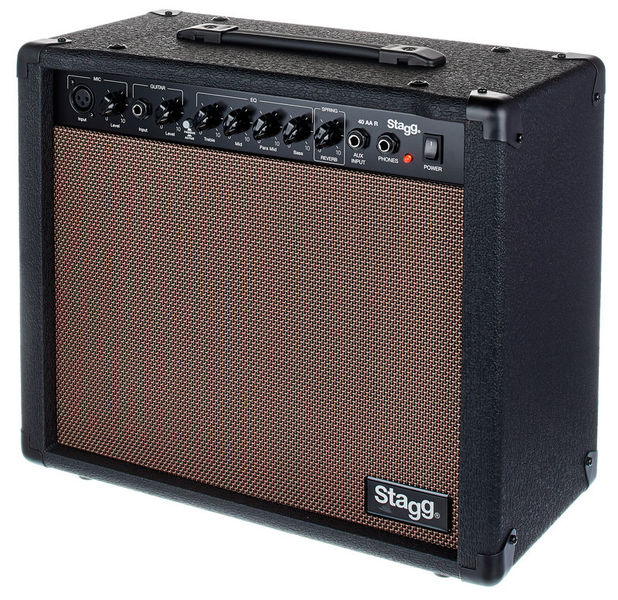 Stagg 40 AA R Acoustic Combo