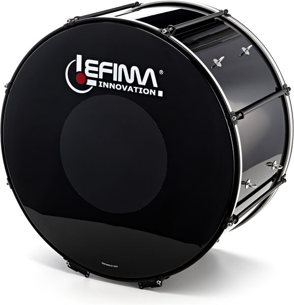 Lefima BMB 2616 Bass Drum black