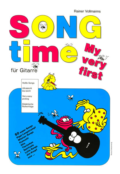 Scherenberg Verlag My Very First Songtime