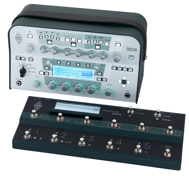 Kemper Profiling Amp Head WH Set