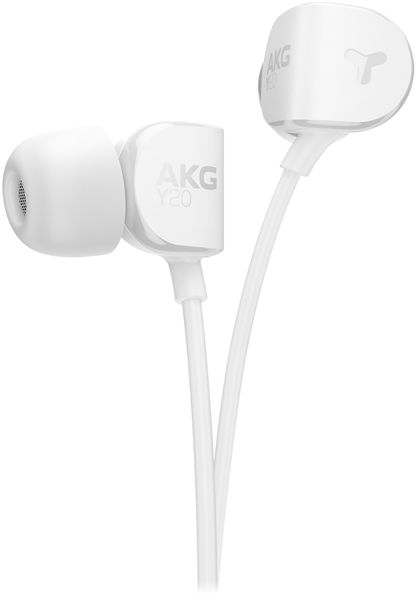 AKG by Harman Y-20 White