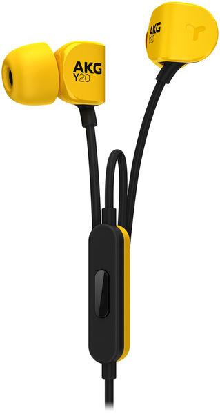 AKG by Harman Y-20U Yellow