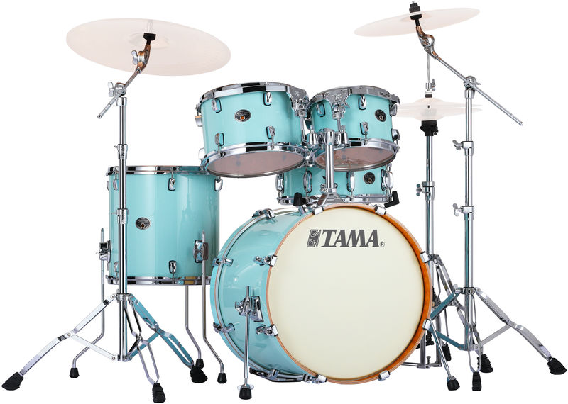 Tama Silverstar Studio Light Blue