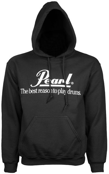 Pearl Sweat Hoody Black XL