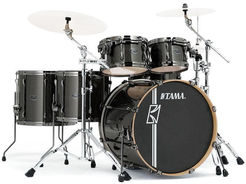 Tama Superstar Hyper Maple Rock MGD
