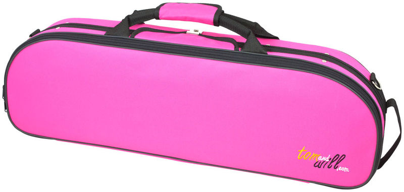 Tom and Will 44VL44 Oval Violin Case HP
