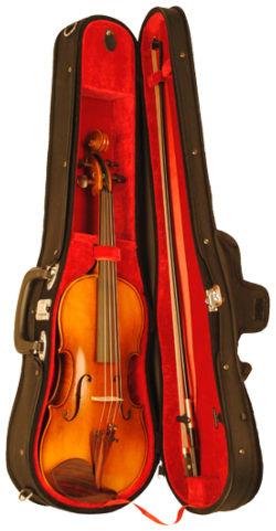 Karl Höfner Allegro 1/4 Violin Outfit