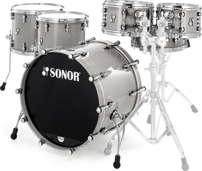 Sonor SQ2 Shell Set Dust Grey