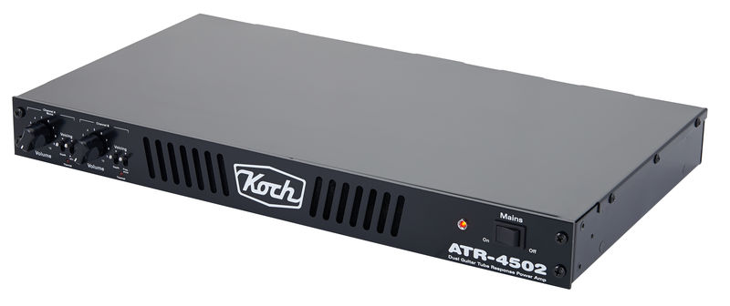 Koch Amps ART-4502 Rackmount Poweramp