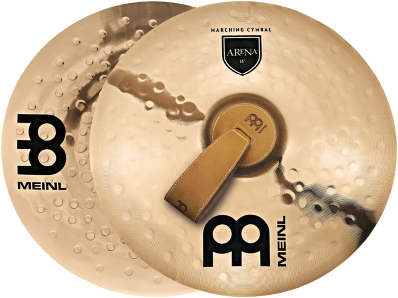 "Meinl 16"" Arena Marching Cymbal"