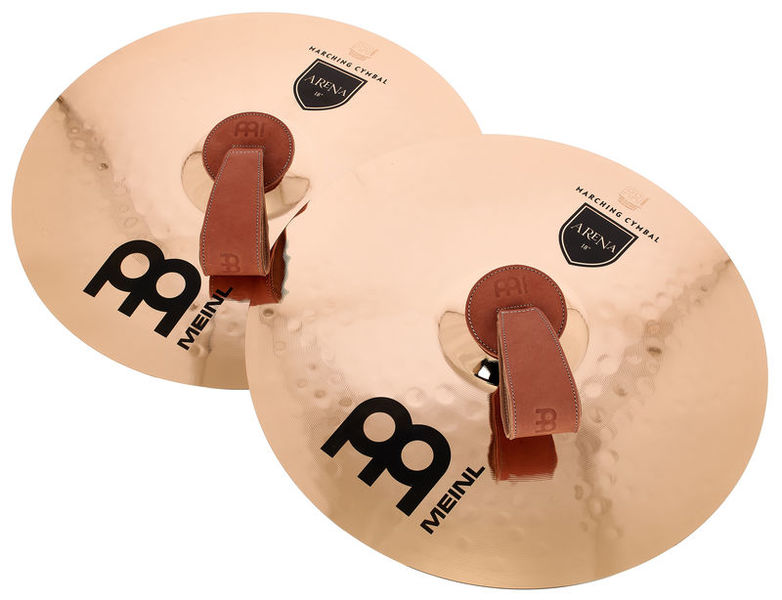 """Meinl 18"""" Arena Marching Cymbal"""