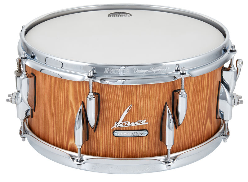 "Sonor 14""x6,5"" Vintage Snare Natural"