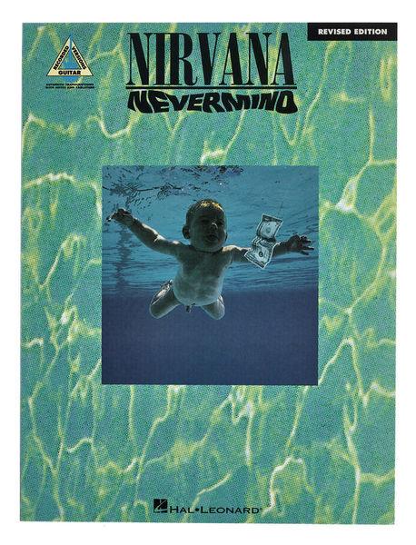 Hal Leonard Nirvana Nevermind Guitar