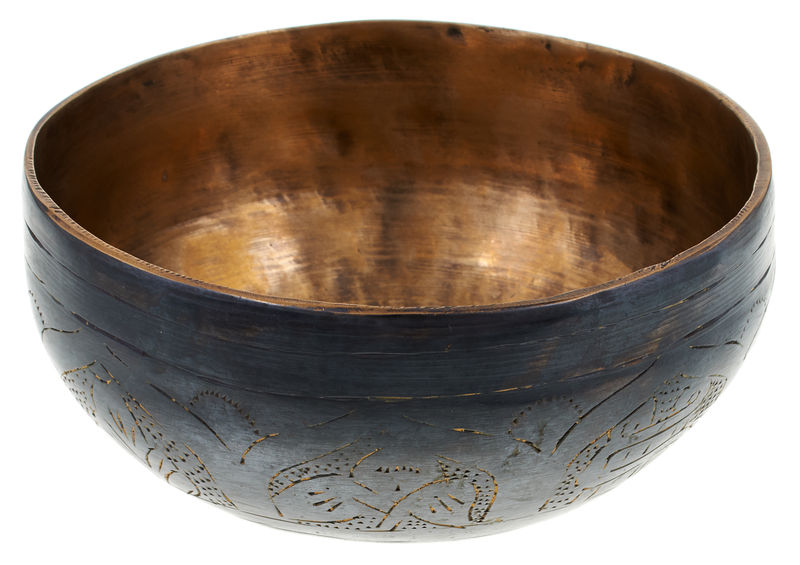 Thomann Tibetan Singing Bowl No3, 300g