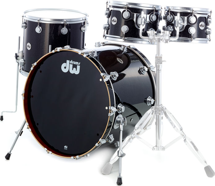 DW Finish Ply 2015 Rock Black Ice