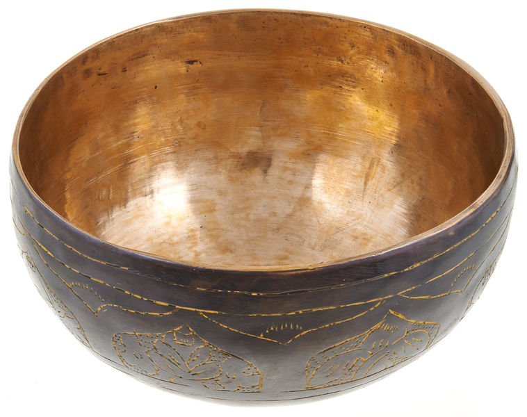 Tibetan Singing Bowl No3, 500g Thomann