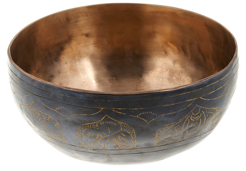 Tibetan Singing Bowl No3, 1kg Thomann