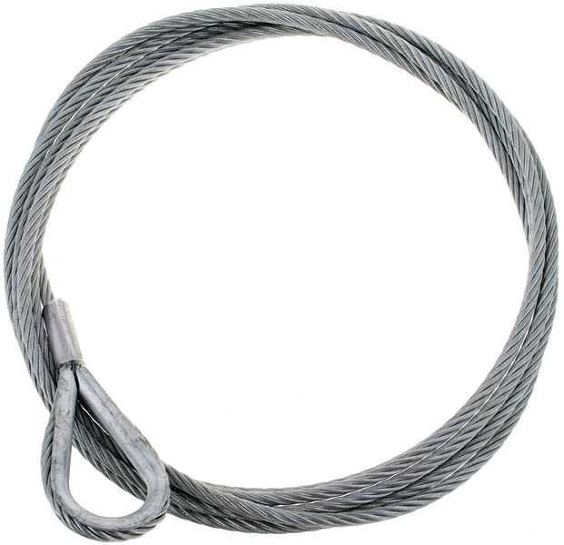 Stairville Steelwire Safety 300cm/5mm