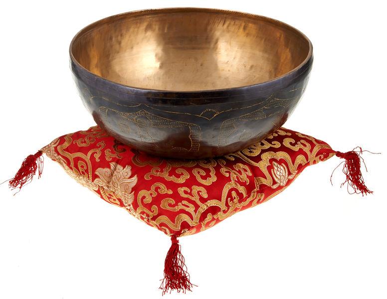 Tibetan Singing Bowl N5, 2,5kg Thomann