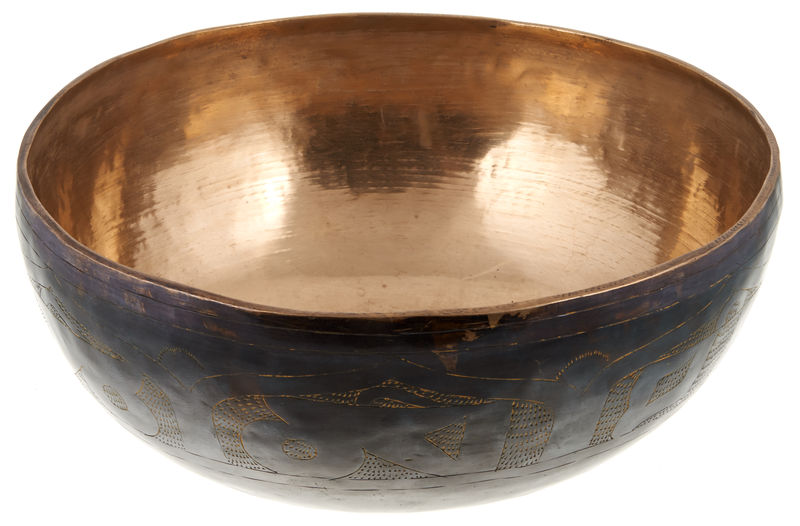 Tibetan Singing Bowl N5, 3kg Thomann