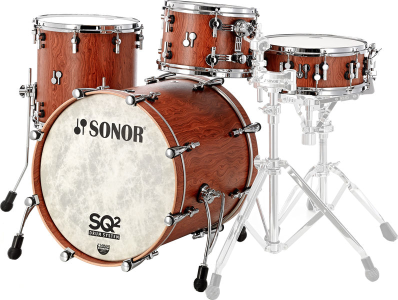 Sonor SQ2 Beech Jazz Bubinga