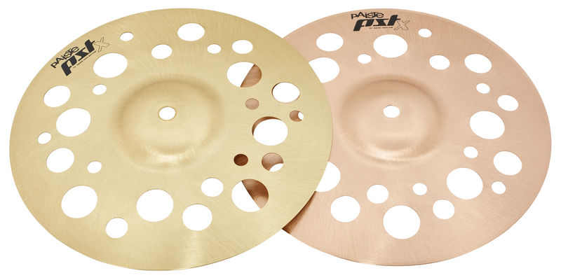 "Paiste 10"" PSTX Swiss Hats"