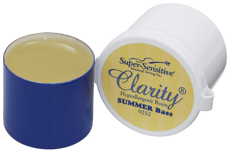 Super-Sensitive Clarity Rosin Bass Summer