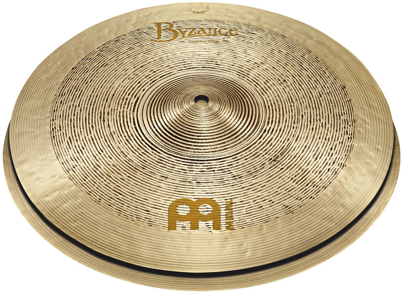 "Meinl 14"" Byzance Tradition Hi-Hat"
