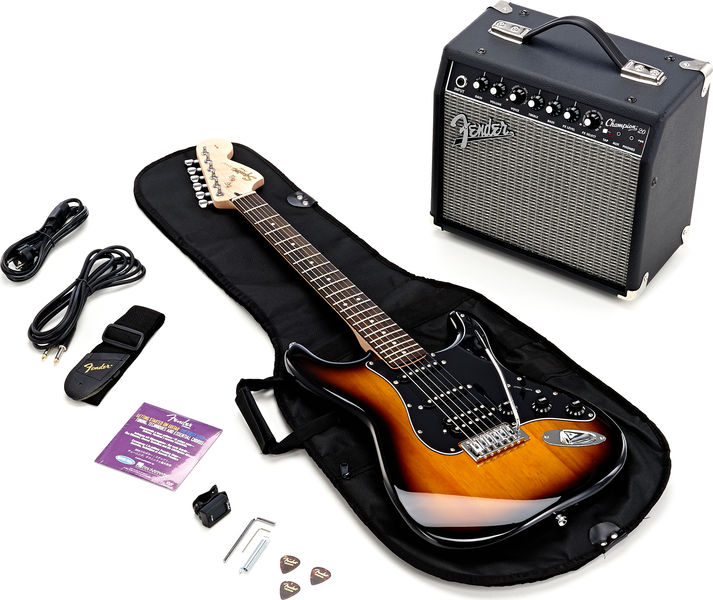 Fender SQ Affinity HSS/Champion BSB