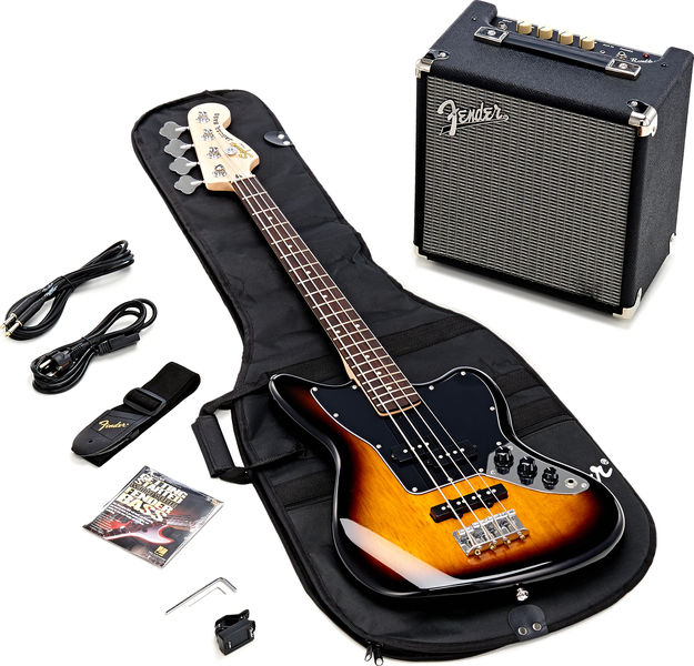 Fender SQ Jaguar Special/Rumble Set