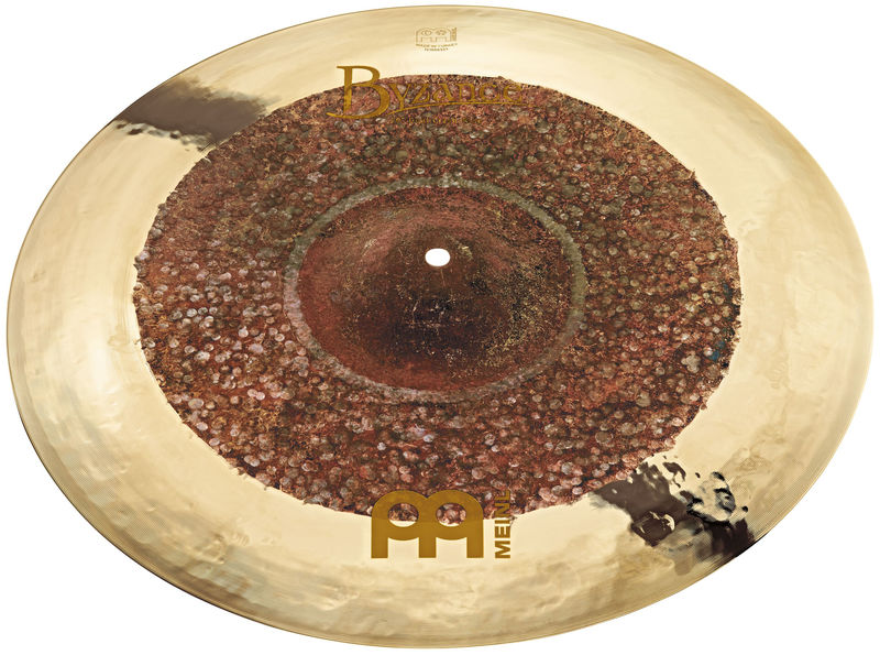 "Meinl 20"" Byzance Dual Crash/Ride"
