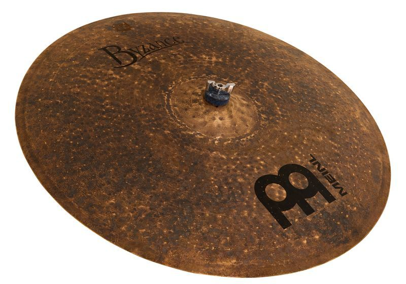"Meinl 22"" Byzance Dark B. Apple Ride"