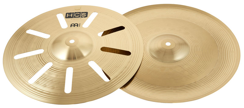"Meinl 14"" HCS Trash Stacks"