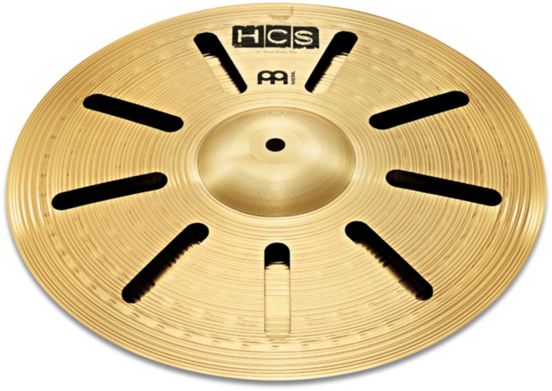 "Meinl 16"" HCS Trash Stacks"