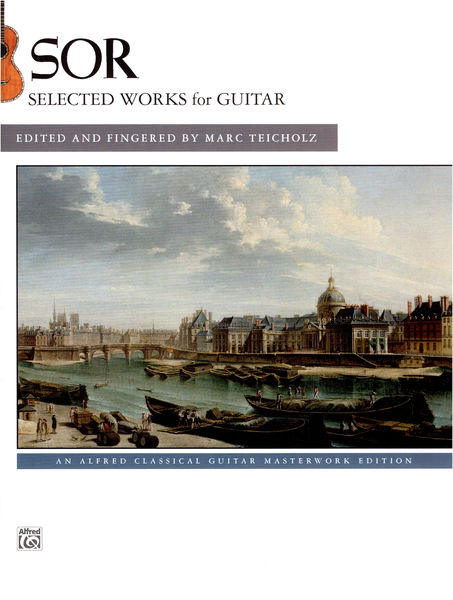 Alfred Music Publishing Sor: Selected Works for Guitar