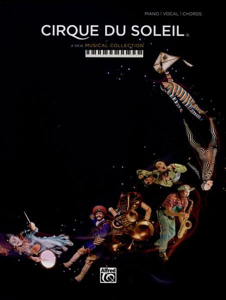 Alfred Music Publishing Cirque du Soleil