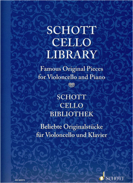 Schott Cello Library