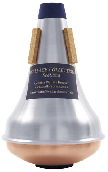 Wallace TWC-302 Bb-/C Trpt Straight AC