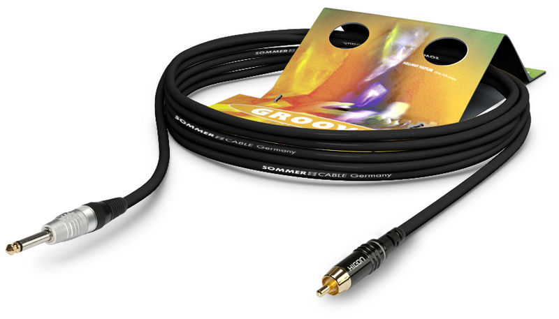 Sommer Cable TR2V-0250-SW