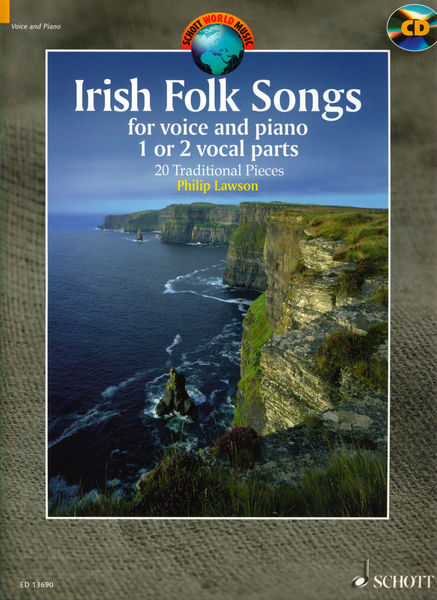 Schott Irish Folk Songs